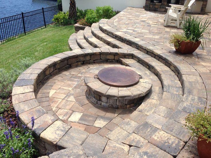 844 Best Fire Pit Ideas Images On Pinterest | Garden Ideas, Backyard Ideas  And Bonfire Pits
