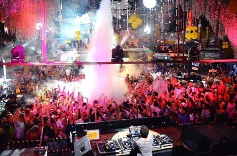 Pacha is one of the best nightclubs in Ibiza located in Avenida Ocho de Agosto, opposite side of the Marina in Ibiza Town. It is declared as the best club from Ibiza island to the World and open all year.