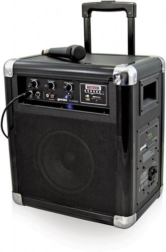 Gearjunkies.com: Gemini announces PLAY2GO Portable PA/Sound System