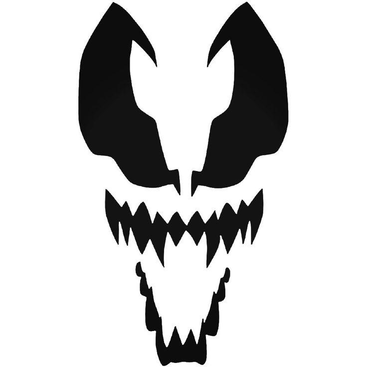 Spiderman Venom 037 Decal Sticker In 2019
