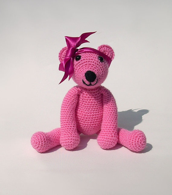 Amigurumi To Go Teddy Bear : 1000+ images about Teddy bear birthday tea party on Pinterest