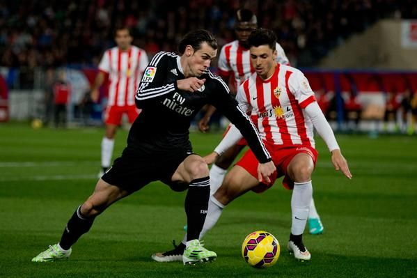 Gareth Bales stats in Real Madrid after goal against Almeria