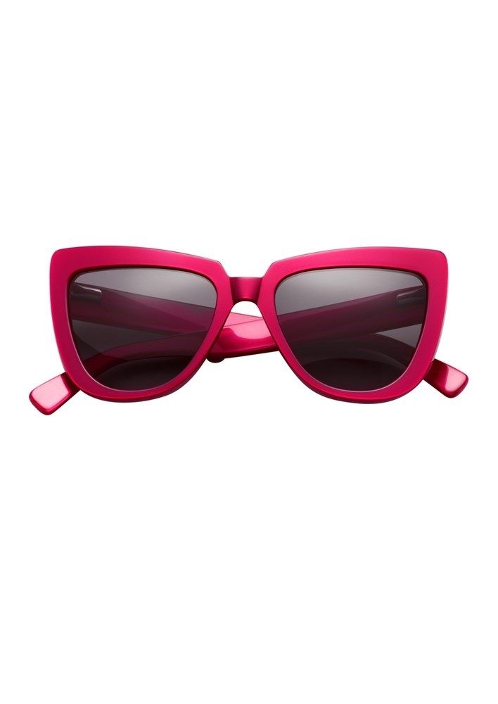 Gafas de sol de montura rosa de &Other Stories