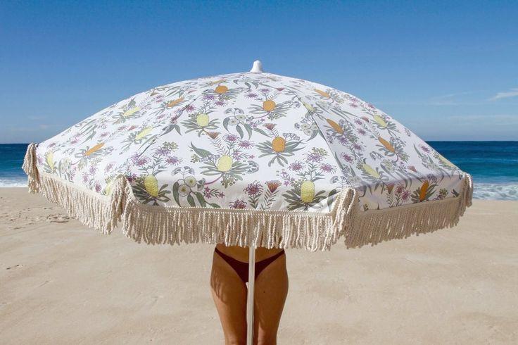 The Native Beach Umbrella - by Salty Shadows