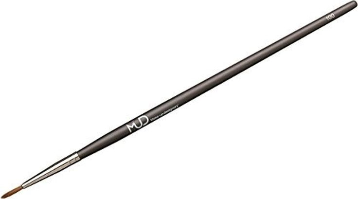 MUD #100 Eyeliner Brush by MUD - Makeup Designory -- Awesome products selected by Anna Churchill