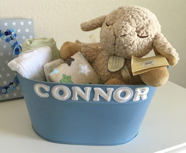 Life in the Craft Lane: Personalize the Baby's Room
