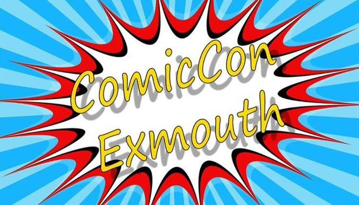 ComicCon Exmouth 2016