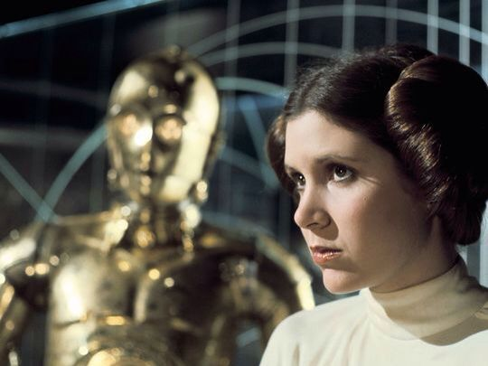 princess leia in a new hope Carrie fisher's unexpected death means the last jedi will be her final performance as leia organa the filmmakers say she brought unwitting closure to the beloved character.