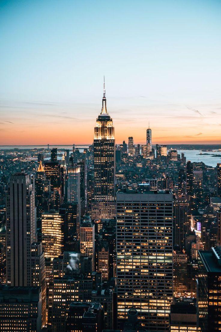 New York Usa New York City Travel City Aesthetic City Photography