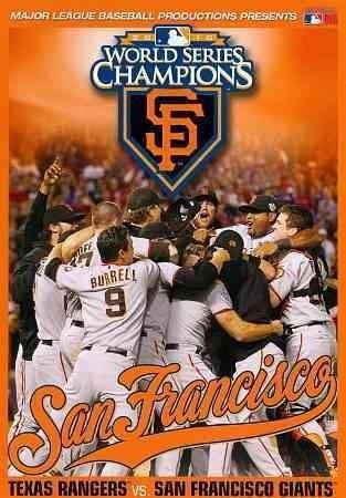 2010 World Series: Rangers Vs. Giants