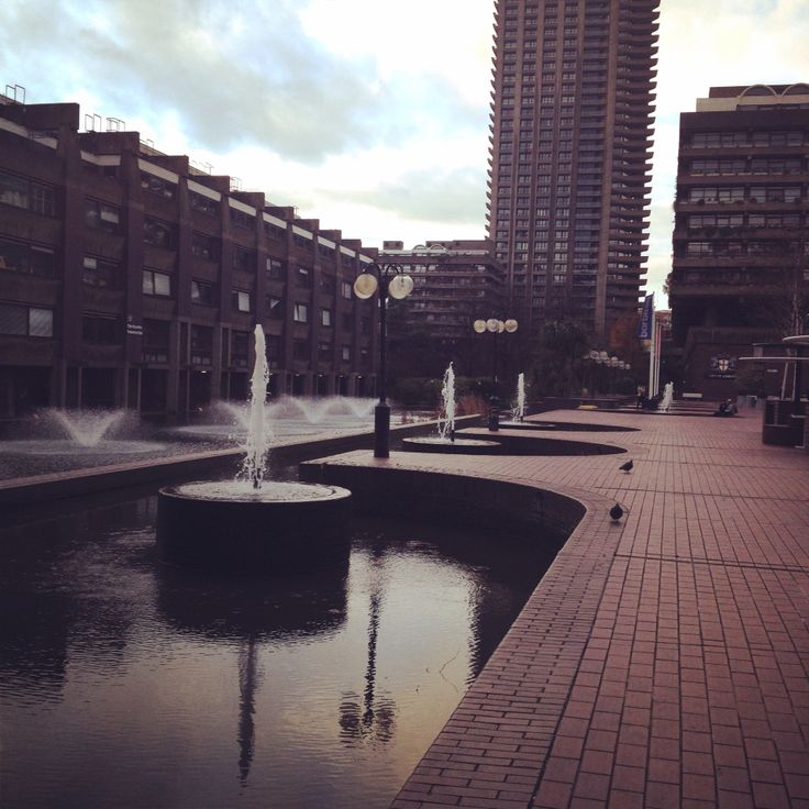 Barbican centre #london