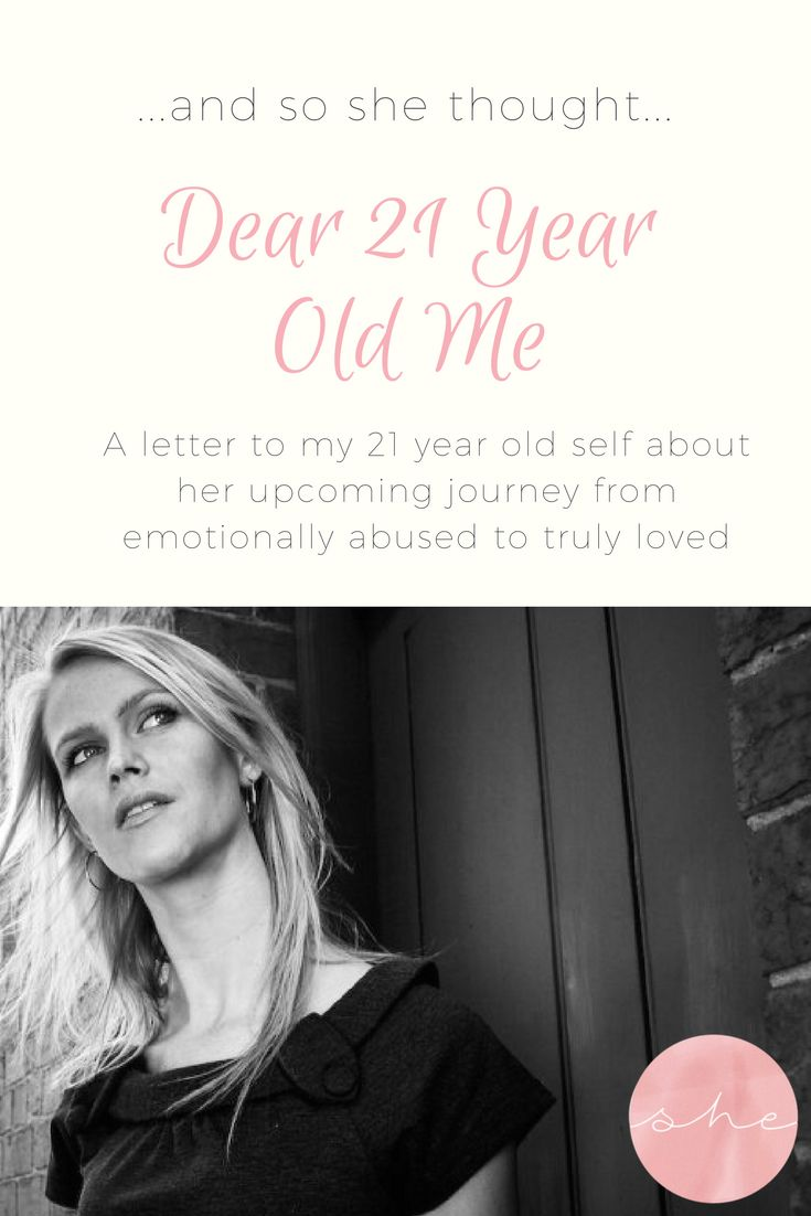 Dear 21 Year Old Me - I write a letter to my 21yo self about her upcoming journey, from escaping an emotionally abusive relationship to finding the love of her life, and all the loves, lusts and lessons along the way.