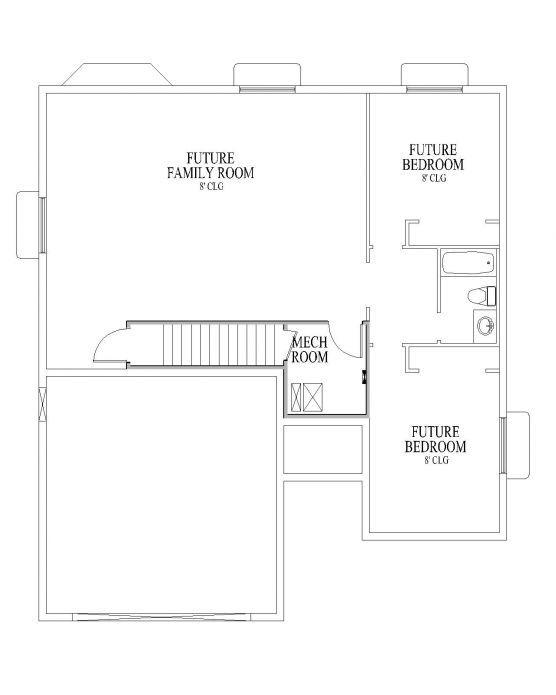 37 best floor plans images on pinterest floor plans for Rambler floor plans with basement