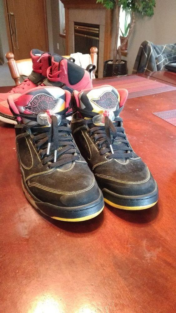 86b118b2ad Air Jordan Sixty Plus (Retro Atlanta Hawks Colors) size 11 #fashion  #clothing #shoes #accessories #mensshoes #athleticshoes (ebay link)