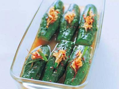 李 映林さんの[きゅうりのキムチ]レシピ 使える料理レシピ集 みんなのきょうの料理