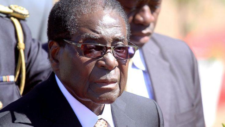 World Health Organization rescinds Zimbabwean President Robert Mugabe's 'goodwill ambassador' appointment amid scathing criticism - Sharing #ABC #News Feed