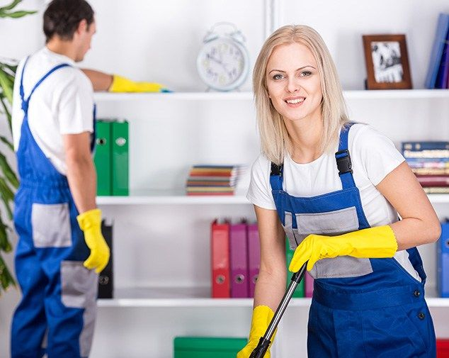 Cleaning services in prince george