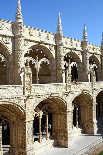 Lisbon - Mosteiro dos Jerónimos Lisbon Portugal