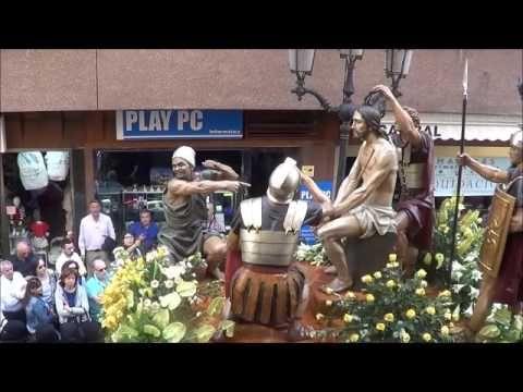 La Coronacion de Espinas-(Giro a la Calle Burgo Nuevo)-Producciones C y A