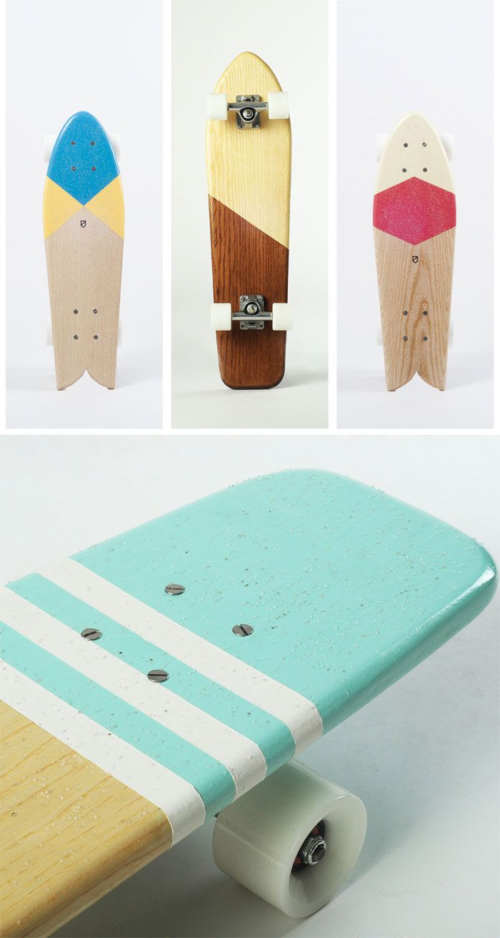 Alliteration Inspiration: Script Skateboards | Design Work Life