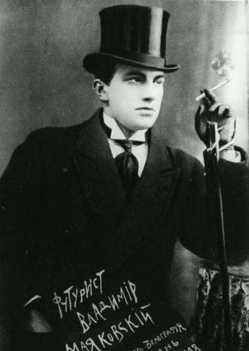 Mayakovsky, the famous Russian poet, he hated Stalin for being too bougeois. After his death even though Stalin hated him the Russian people demanded a statue of him at one of their main subway squares in the middle of the city. Stalin had to comply.
