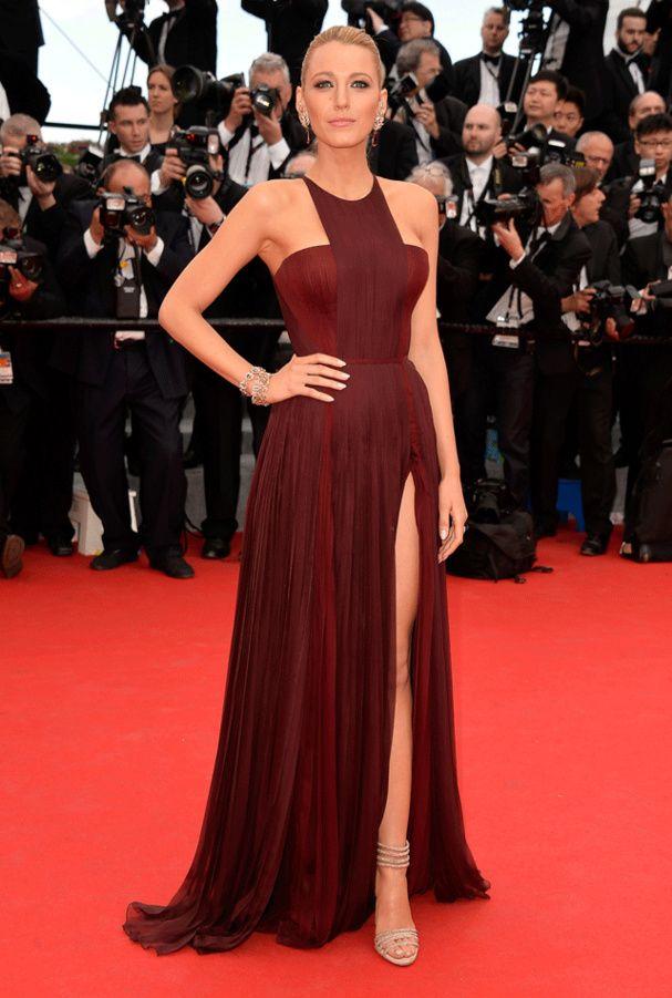 Festival de Cannes 2014: Blake Lively en Gucci Premiere.  Somptueuse et Diaboliquement belle