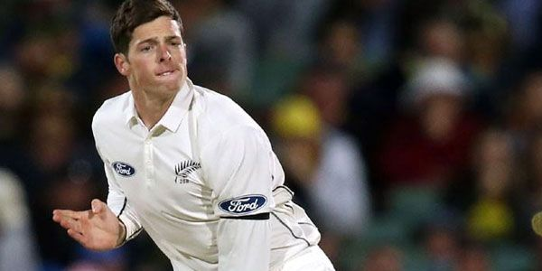 New Zealand's Santner out of first Test against Pakistan