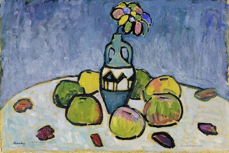 Gabriele Münter: Expresionista y salvadora de Der Blaue Reiter