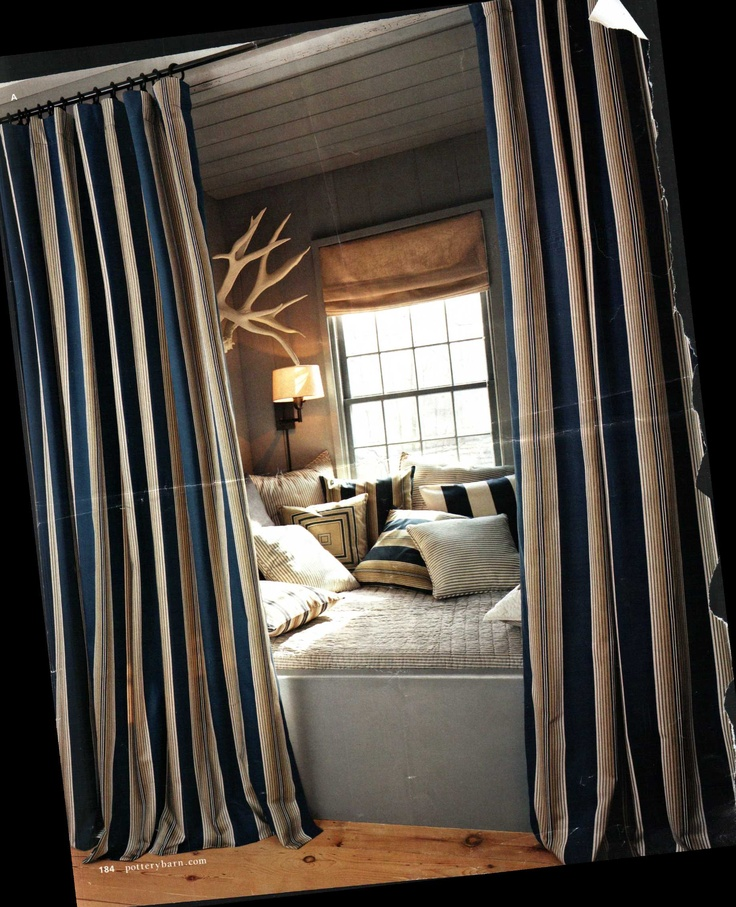 Images about bay windows with curtains on pinterest