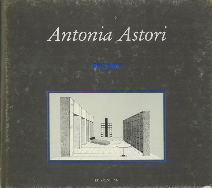 ANTONIA ASTORI DESIGNER