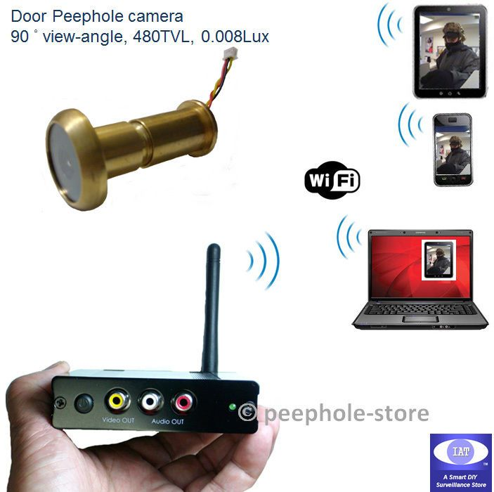 Best  Peephole Video Ideas On Pinterest Erin Andrews Peephole - Front door camera iphone