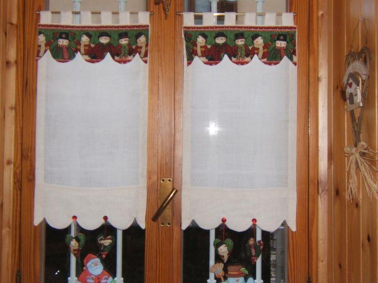 grembiuli cucina natale fai da te cerca con google tende tendaggi curtains pinterest. Black Bedroom Furniture Sets. Home Design Ideas