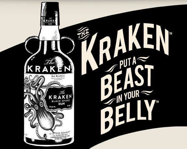 $22 Kraken puts a beast in your belly