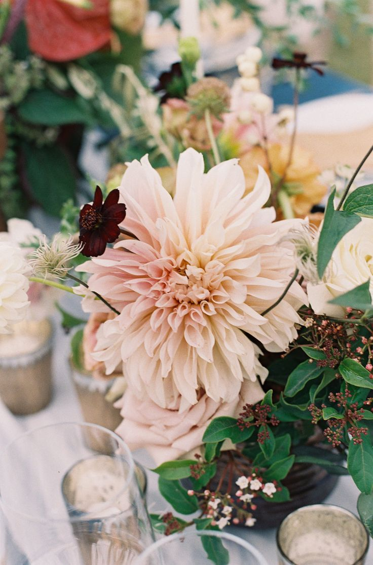 an elegant take on rustic inspiration with hues of butterscotch rh pinterest com