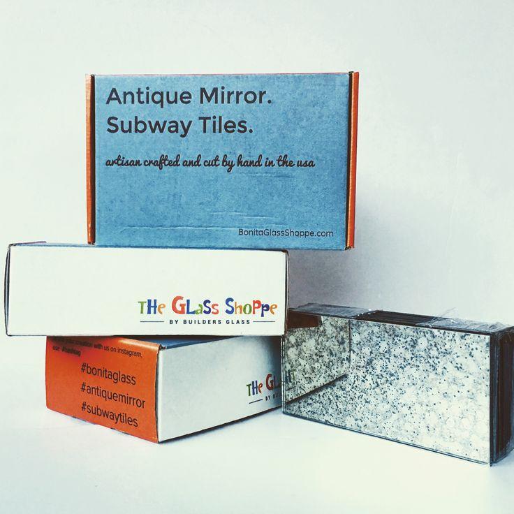 Antique Mirror Subway Tiles For Kitchen Backsplash Or Walls. Custom Cut To  Your Desired Size · Fliesen Für KücheKüchen SpritzschutzIdeen Für Die Küche Metro ...