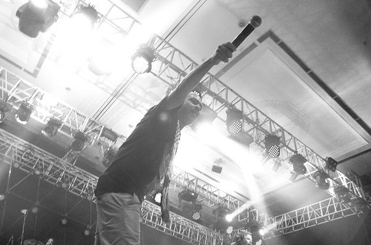 Asian Dub Foundation on #JavaSoundsFair2014, Jakarta (10/24)