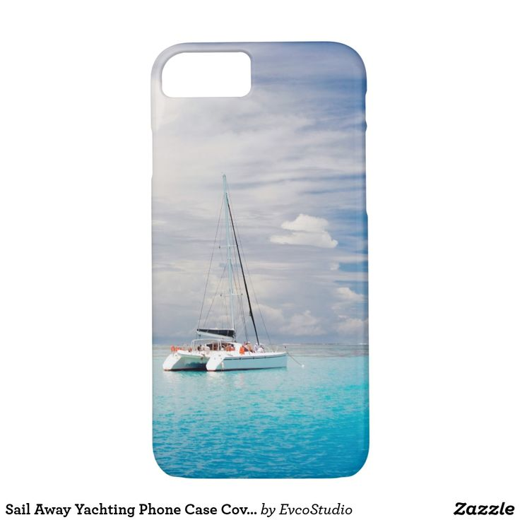 Sail Away Yachting Phone Case Cover
