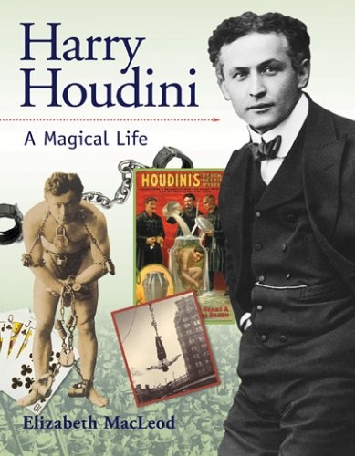 a biography of harry houdini a famous illusionist On view june 24, 2018 – january 21, 2019 harry houdini wasn't born he was  invented the world's most famous magician began life as erik.