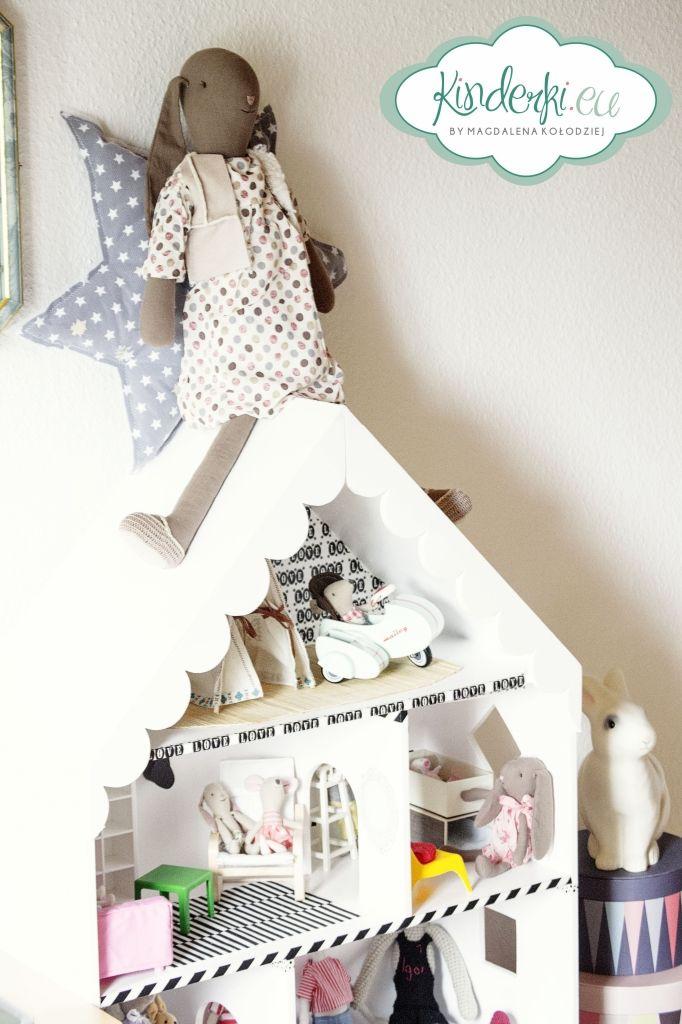 DOMEK DLA LALEK Kinderki.eu  http://kinderki.eu/domek-dla-lalek/  #maileg #littlehome #dollhome