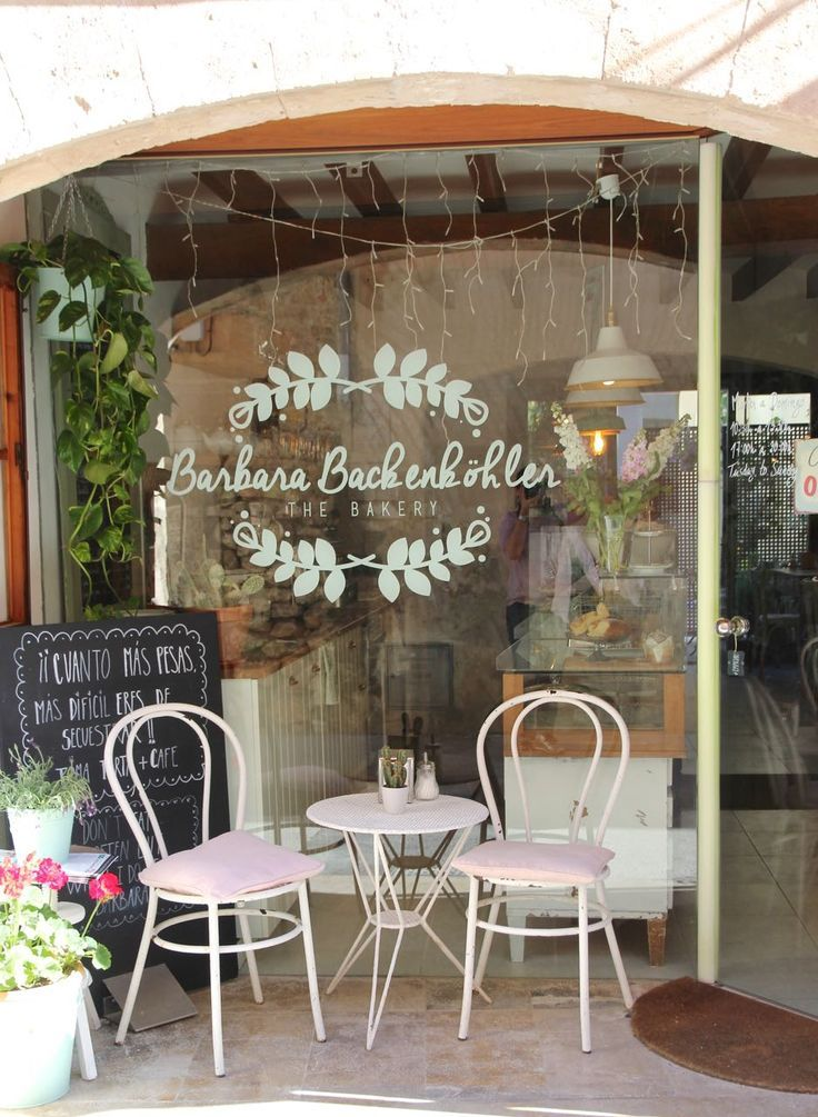 Mallorca- Barbara Backenköhler The Bakery in Pollenca