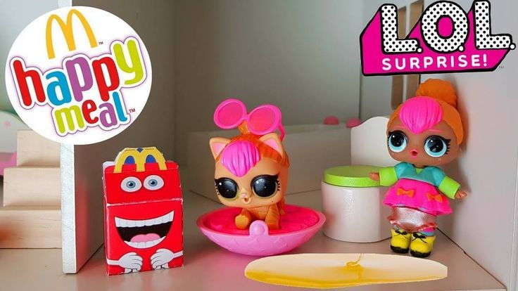 So my Lol Surprise Pet got her own Pet from a miniature Happy Meal!  #collectlol #lolsurprise #lolsurprisedolls #lolseries3 #pets #lolsurprisepets #lolpets #lolsurprise #collectlol #loldoll #loldolls #unboxlol #youtube #youtubekids #happymeals #happymealtoys #mcdonaldshappymeal @lolsurprise.uk @lolsurprise @mcdonalds