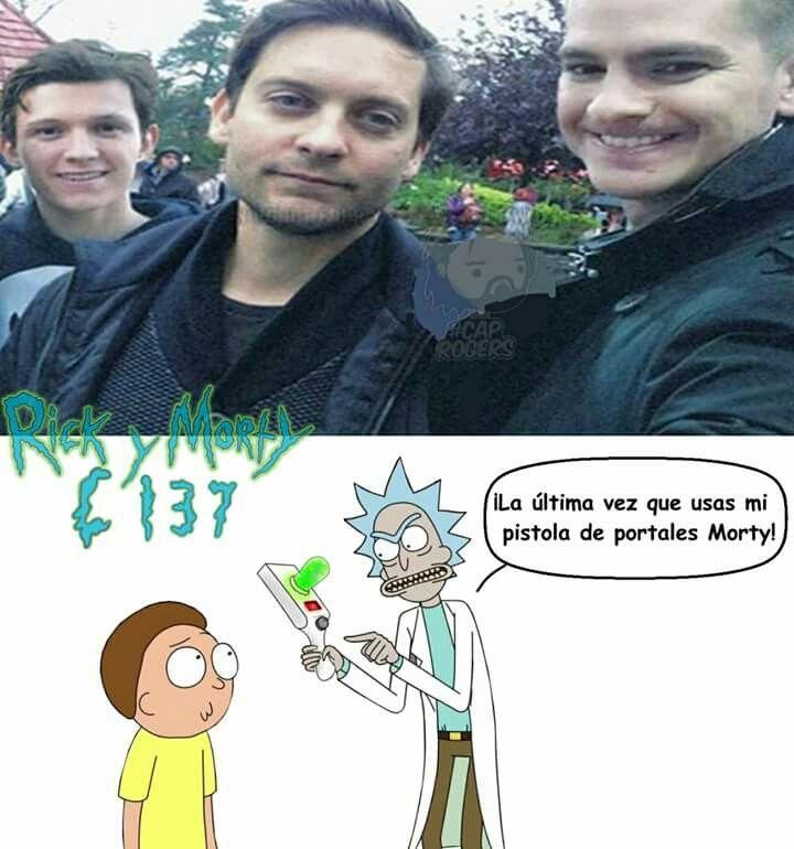 Pin De Yuriko En Rick And Morty Memes Divertidos Memes Gracioso Chistes Graciosos