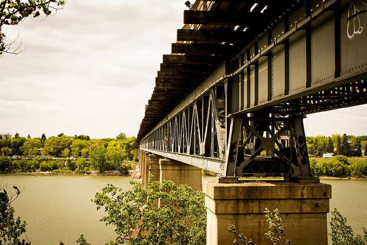 Over The Bridge (www.pointshogger.com)