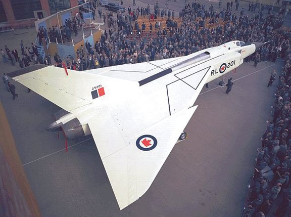 1960s retro future | The Avro Arrow - One LAST thought > Vintage Wings of Canada