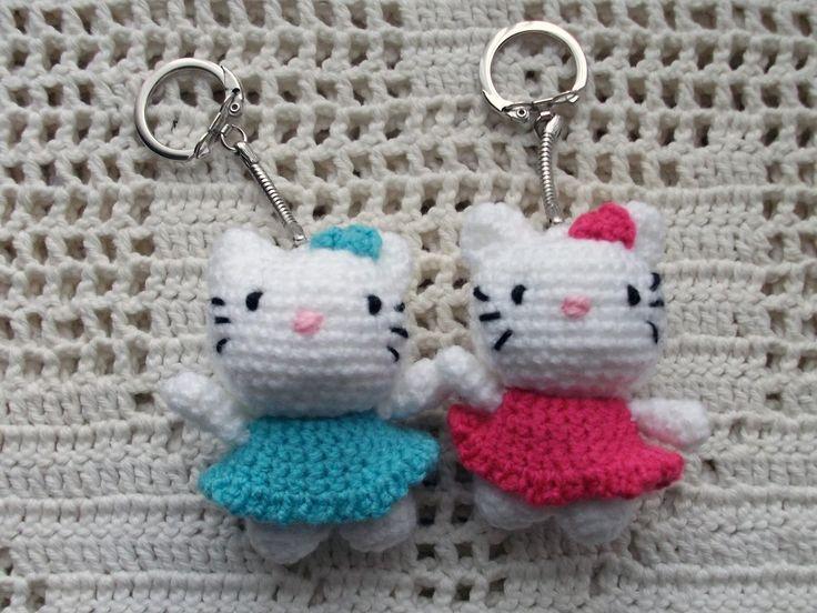 Free Hello Kitty Amigurumi Crochet Patterns Images Knitting