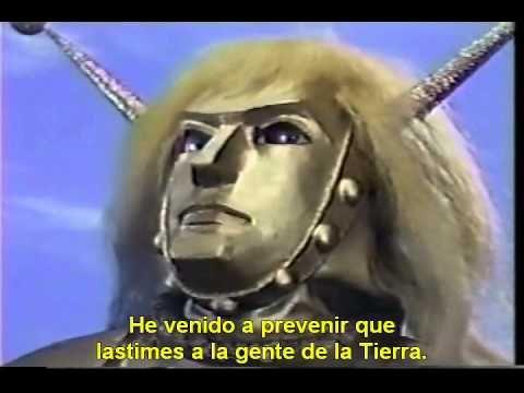 Monstruos del Espacio capitulo 6, subtitulada