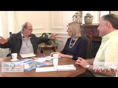 Entrevista a Jesús Martín Barbero: Nuevos modos de construir conocimiento en el mundo digital - YouTube