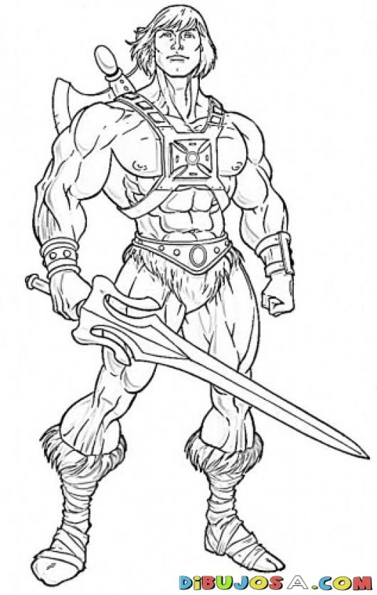 61 best LineArt Masters of the Universe images on Pinterest