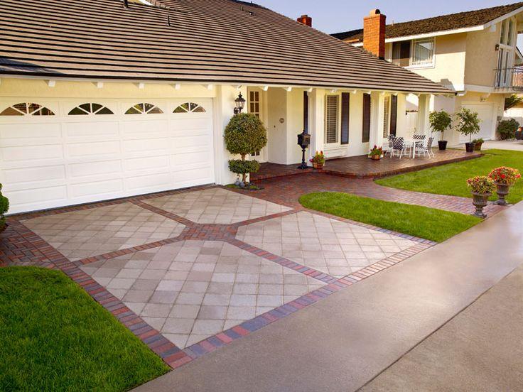 12 best driveway images on pinterest driveway design brick driveway paving stones pictures brick pavers for driveways system pavers driveway aprondiy solutioingenieria Image collections