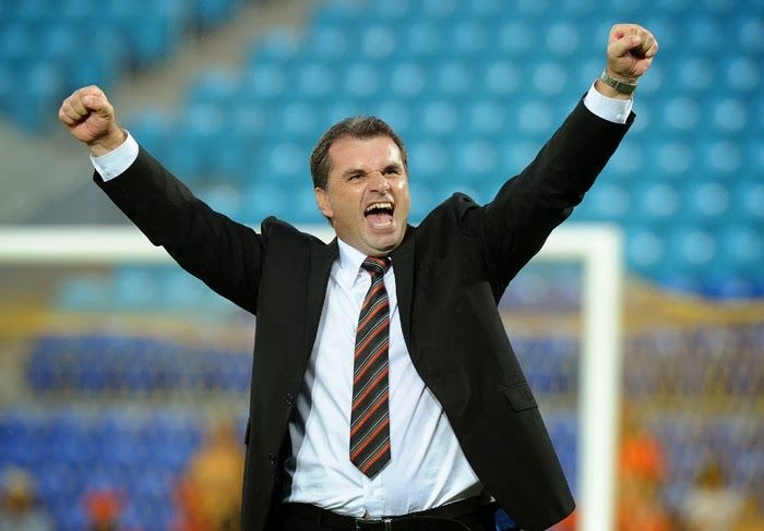 Ange Postecoglou new coach of Australia | enko-football